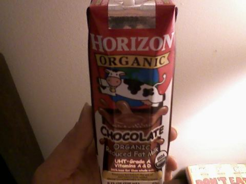 Horizon single chocolate milk