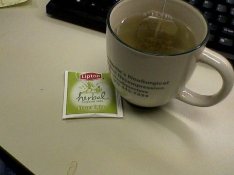 Another new tea!