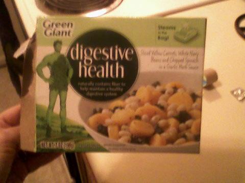 Green Giant - Digestive Health