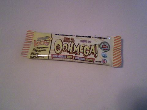 Organic Food Bar Kid's Oohmega!