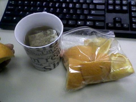 Vitamin C at work
