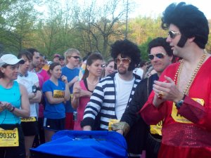 The Running Elvises