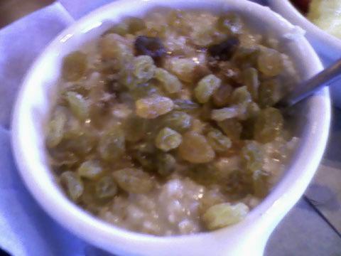 calistoga oatmeal