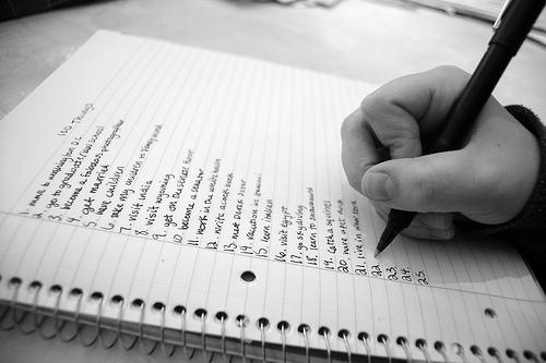 List-making | See Sarah Eat